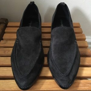 Jeffrey Campbell Shoes - Jeffrey Campbell Barnett Suede Loafers